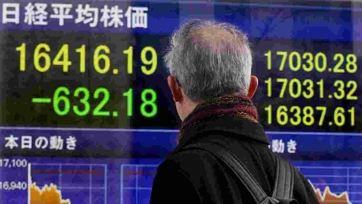 Bursa Jepang Ditutup Menguat Signifikan 2,74%