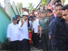 Jokowi Puji Habis Menteri Basuki, Kenapa Ya?