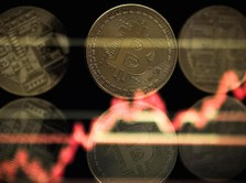 Tren Menguat, Nilai Bitcoin Dijual Rp 142,39 Juta/Koin