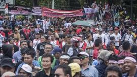 Saat Supir Taksi Daring Minta Jokowi Lengserkan Menhub