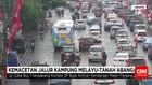 Kemacetan Rute Kampung Melayu - Tanang Abang