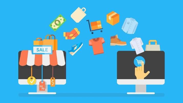 BPS Akui Masih Kesulitan Kumpulkan Data e-Commerce