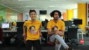 VIDEO: Sepakat dengan Dilan, Reza Rahadian Anggap Rindu Berat