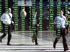 Bursa Saham Jepang Ditutup Positif