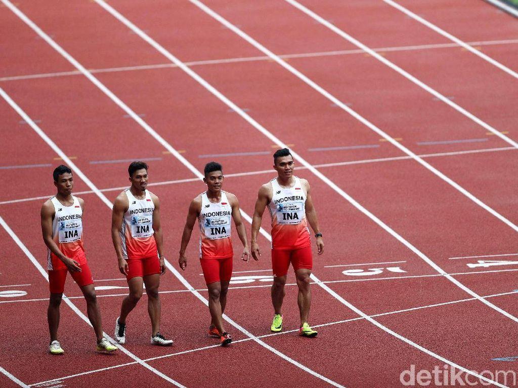 Para atlet Indonesia berhak mendapatkan medali emas dalam ajang ini.
