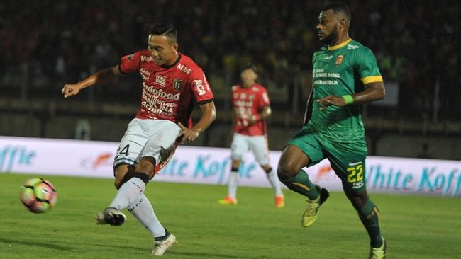 Bali United Ditahan Imbang Thanh Hoa