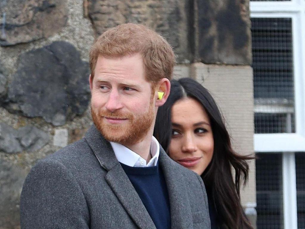 Potret Mesranya Pangeran Harry & Meghan Markle Jelang Valentine, Jangan Iri!