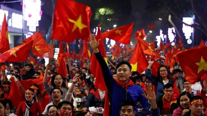 Vietnam sejauh ini bisa mengendalikan pandemi corona.