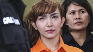 Roro Fitria Divonis Empat Tahun Penjara dalam Kasus Narkotik