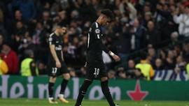 Neymar Harus Naik Gaji Bila Bertahan di PSG
