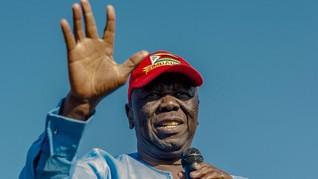 Pemimpin Oposisi Zimbabwe Wafat karena Kanker