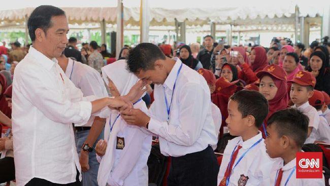 Jokowi Instruksikan Penguatan SDM dalam RAPBN 2019