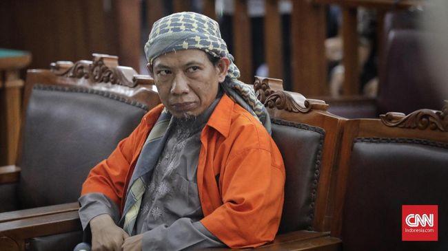 Aman Abdurrahman Pernah <i>Video Call</i> dari Nusakambangan