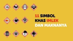 11 Simbol Khas Imlek dan Maknanya