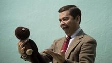 FOTO: Aksi Kocak 'Mr. Bean Thailand' Hibur Para Napi