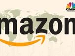 Salip Alphabet, Nilai Amazon Tertinggi Kedua di Dunia
