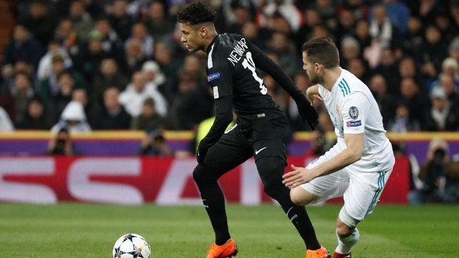 Tak Akan ke Real Madrid, Neymar Ingin Bertahan di PSG