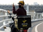 Startup Food Delivery China Ini IPO, Incar Dana Rp 57 T