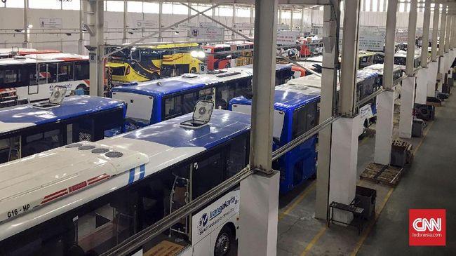 Transjakarta Siap Menggelontorkan Bus Listrik