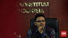MK Sebut Hakim Bisa Beda Pendapat dalam Putusan PHPU Pilpres