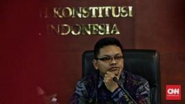 MK: Larangan Pengurus Parpol Jadi Anggota DPD Bersifat Final