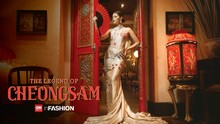 InFashion: The Legend of Cheongsam
