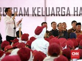 Mensos Sebut PKH Bisa Jadi Jurus Tangkal Hoaks pada Jokowi