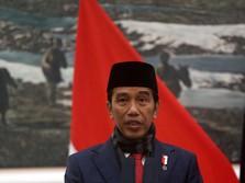 Jokowi Akui Covid-19 Belum Bisa Dikendalikan di Semua Wilayah