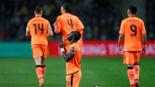 Liverpool Tim Paling Tajam di Liga Champions Musim Ini