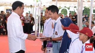 Jokowi Minta Perbankan Siapkan Kredit untuk Pelajar