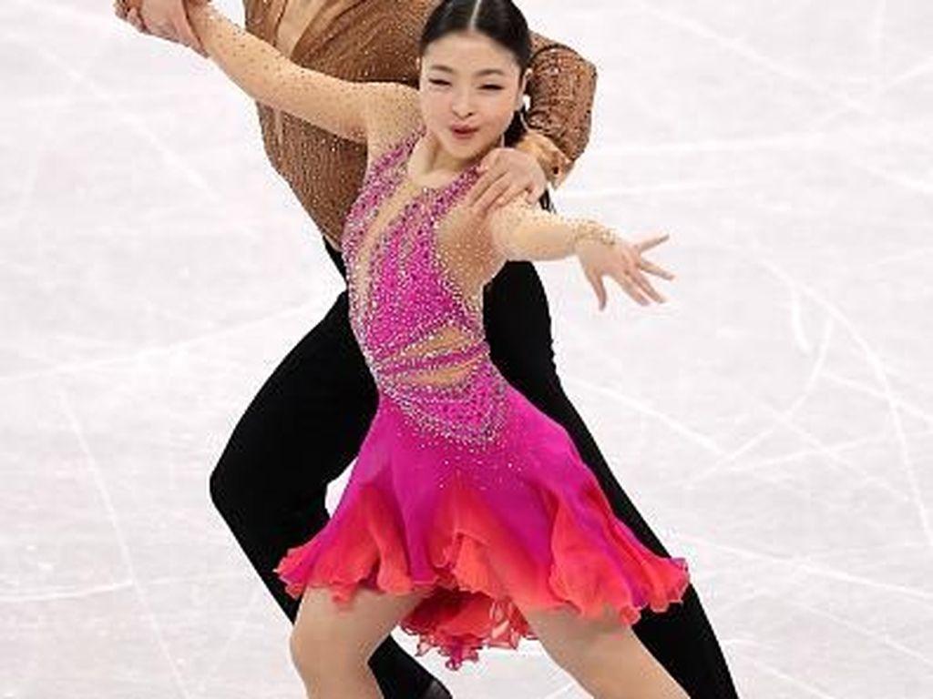 Pesona 13 Atlet Ski Es Cantik dengan Kostum Terbaik di Olimpiade Pyeongchang