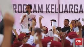 Jokowi Janji Tambah Penerima PKH pada 2020 Jadi 15,6 Juta KK