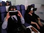Bersantap Sambil Keliling Dunia di First Airlines Jepang