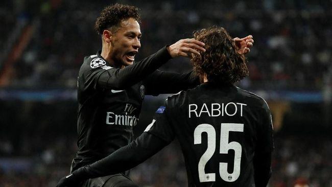 Neymar Diminta Tolak Tawaran Real Madrid