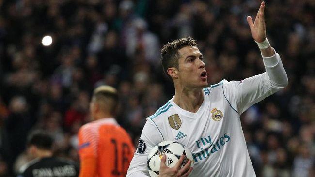 Real Madrid Kalahkan PSG 3-1