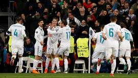 Real Madrid Bersiap Tembus Tiga Besar La Liga Spanyol