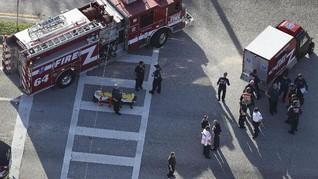 Kisah Pahlawan Florida, Ditembak Lima Kali Demi Teman