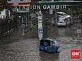 129 Kelurahan di Jakarta Masih Berpotensi Terendam Banjir
