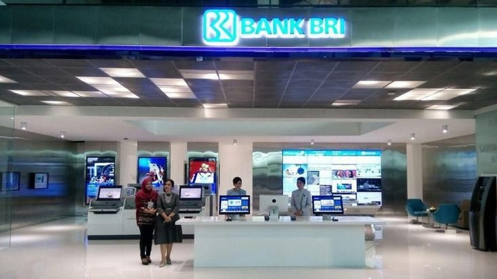 Selama Musim Lebaran Transaksi Perbankan BRI Meningkat 22,7%