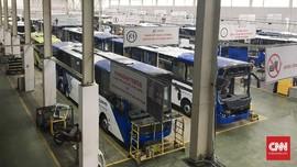 Anies Sediakan 200 Bus Transjakarta untuk Asian Para Games