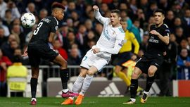 Babak Pertama: Madrid vs PSG Imbang 1-1