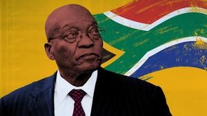 Akhir Petualangan Jacob Zuma