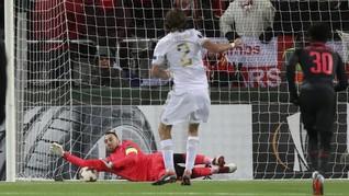 FOTO: Arsenal Menang Telak di Swedia