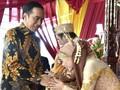 Jokowi Hadiri Pernikahan Putri Mantan Sopirnya