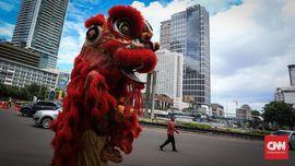 Tafsir Warga Tionghoa: Tahun Anjing Tanah Bakal Banyak Gempa