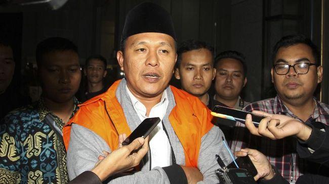 KPK Tetapkan Lagi Eks Bupati Lampung Tengah Jadi Tersangka