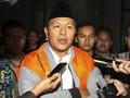 Cagub Lampung Tersangka Korupsi Berkampanye di KPK