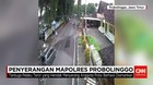Polisi Tangkap Pelaku Penyerangan Mapolres Probolinggo