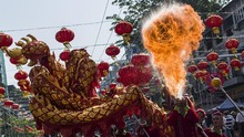 China Batalkan Festival Perayaan Imlek karena Virus Corona