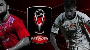 Klimaks Piala Presiden 2018